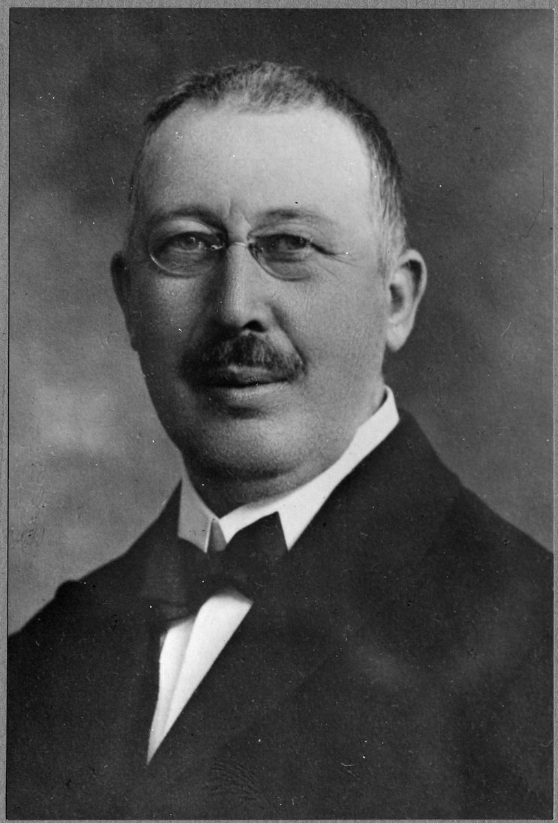 Karl Ruhr, stins i Klippan 1925-1934.