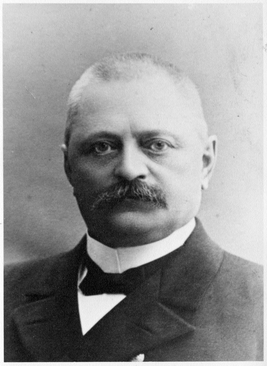 Stationsinspektor Ludvig Isidor Trolle.