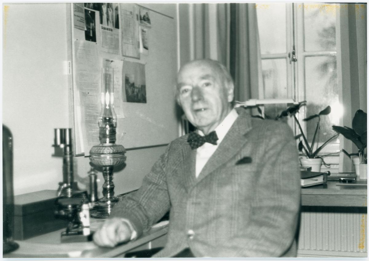 Porträtt Bengt Jennische