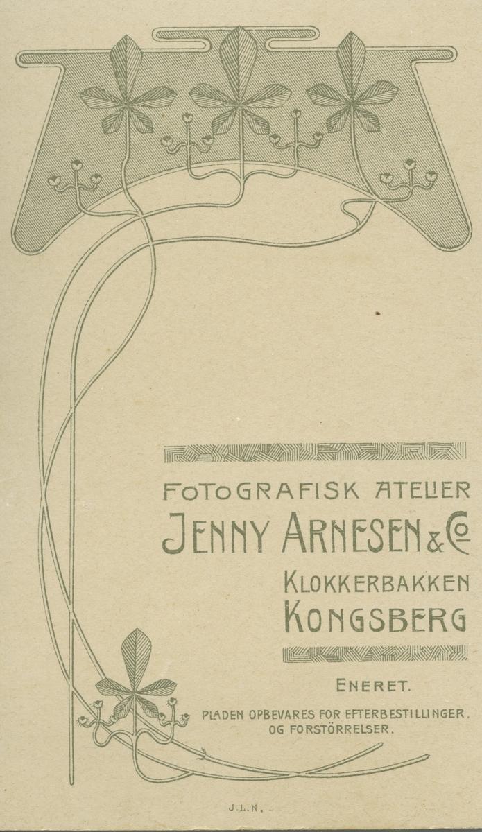 Atelierfoto av Kjersti Kaasa.