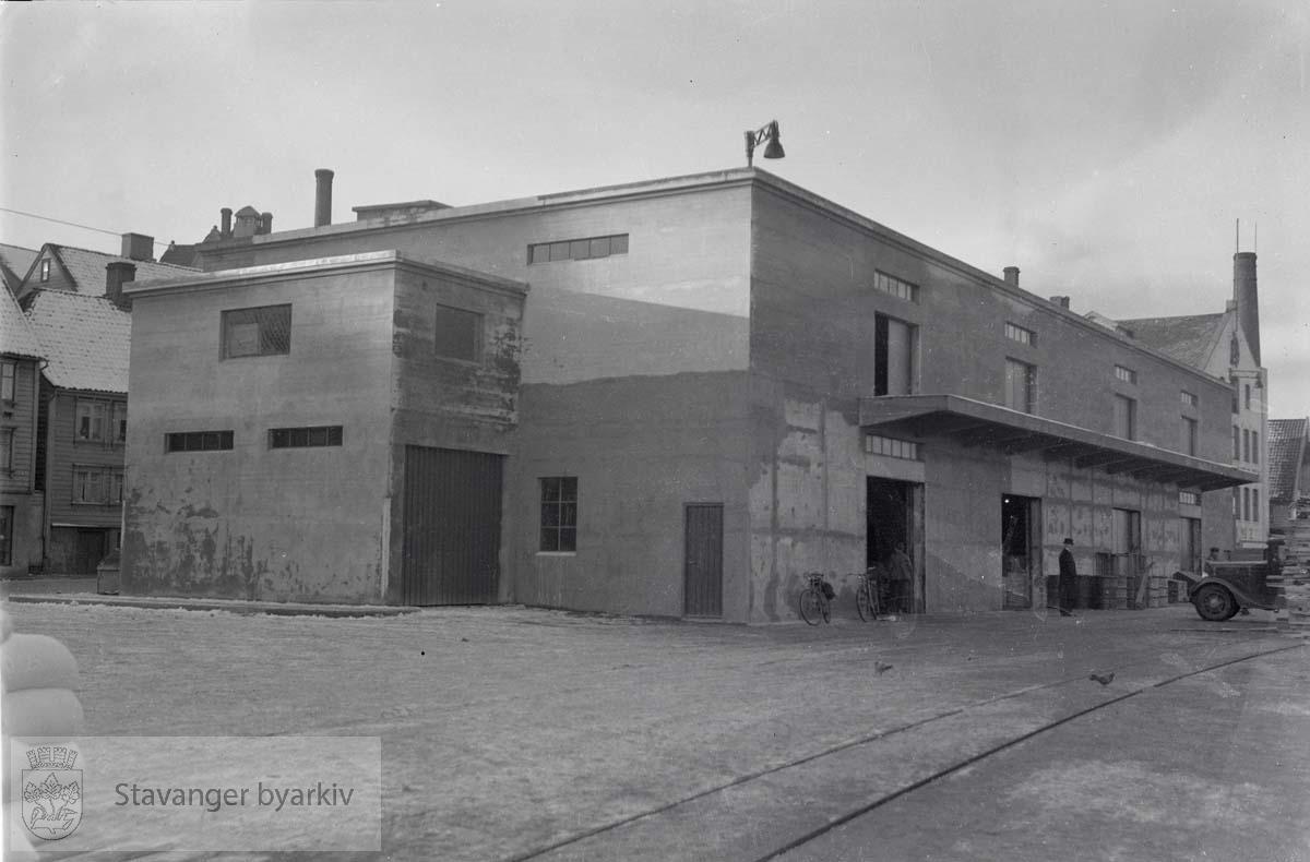 Det kommunale slakthuset