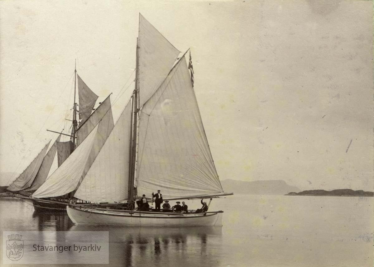 Yachting trip Nedstand - Haugesund .....Seilbåt.Seilskute.Seilskip