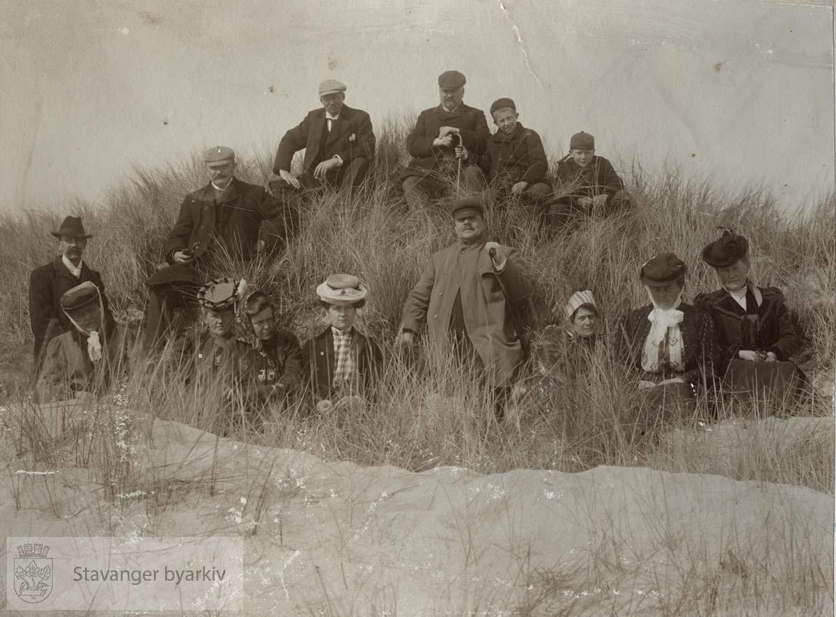 Orre, sommeren 1908