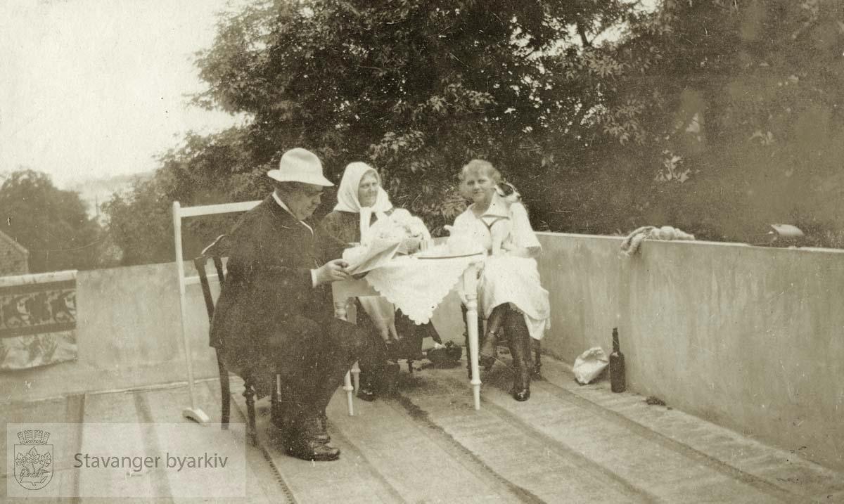 Sommeren 1919.