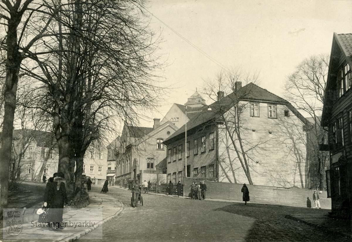 Revet i 1934.