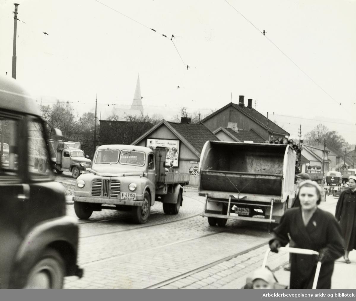 Galgeberg. November 1957