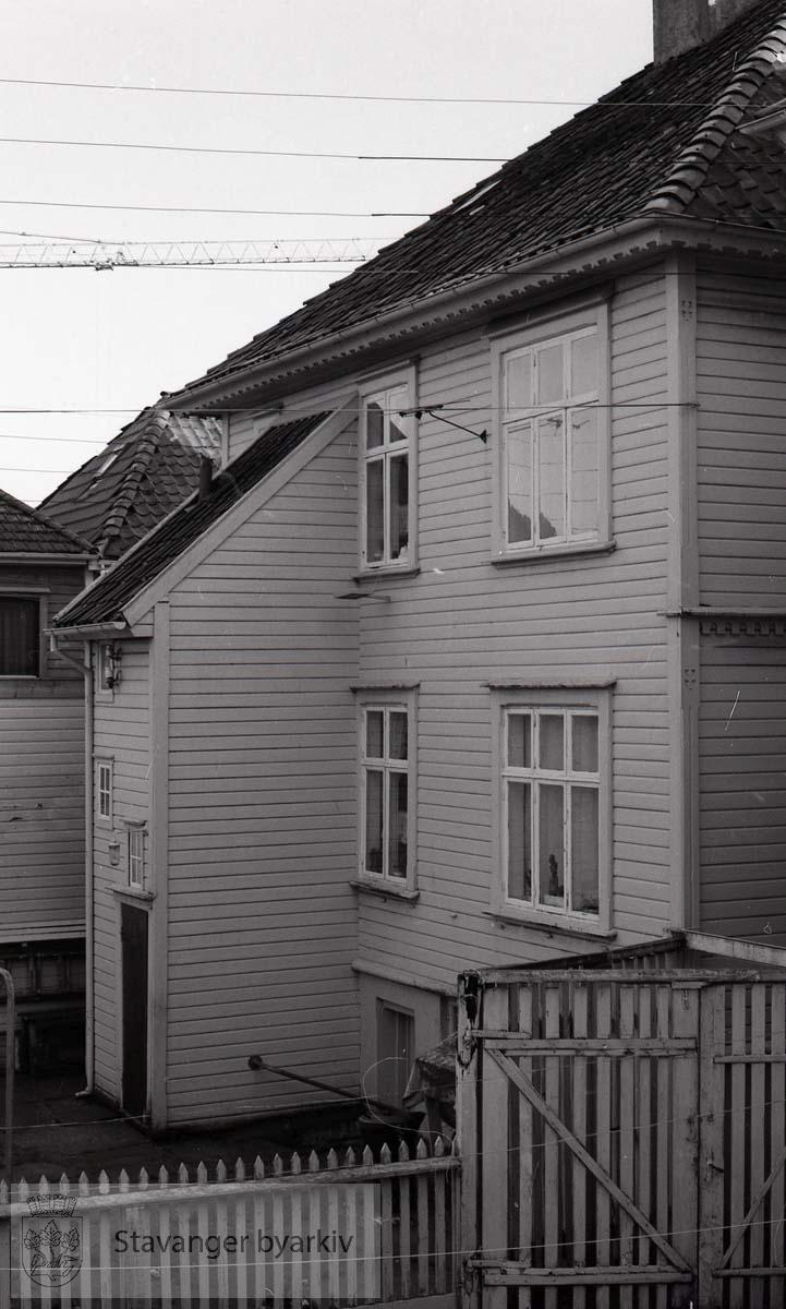 Henrik Steffens gate 9 og 11