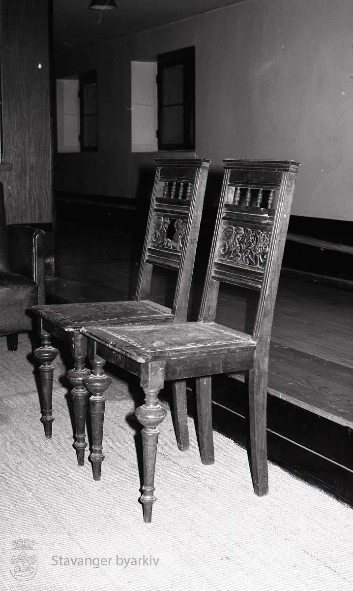 Spisebordstoler