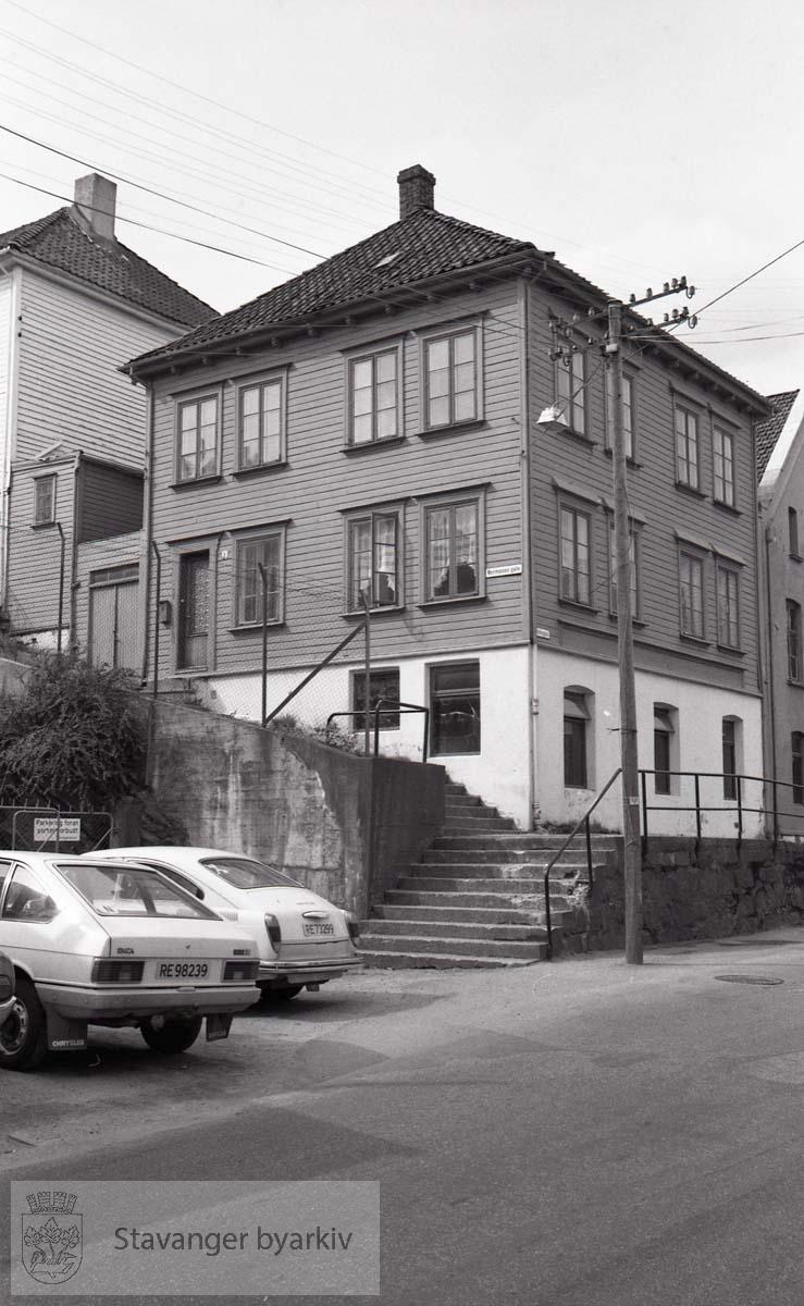 Normannsgata 1