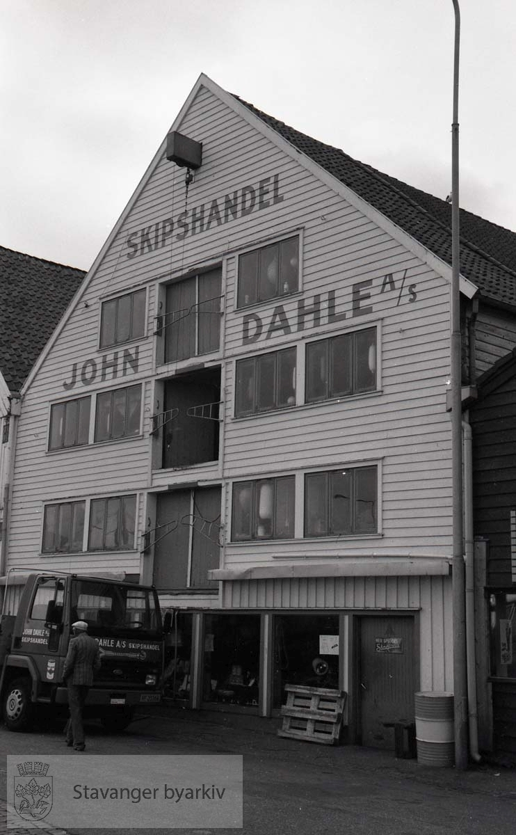 Skipshandel John Dale