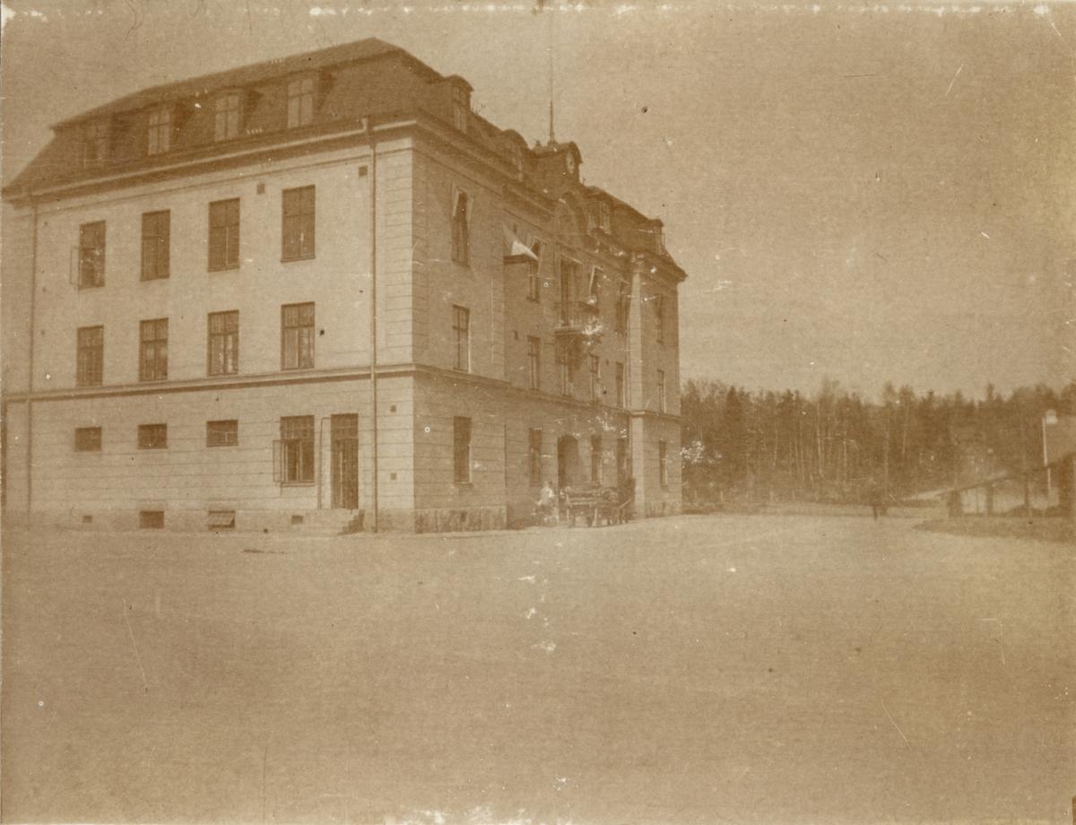 Kanslihuset, Vaxholms grenadjärregemente I 26.