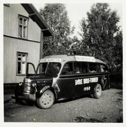 Den Røde Buss, AUF. Album av Magnus Nilsen. Østlandsturneen