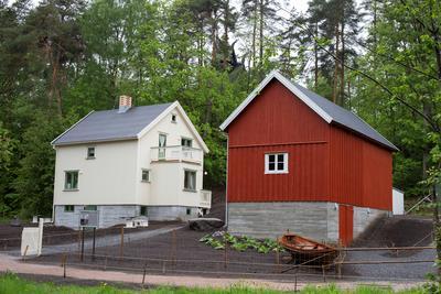 Finnmark på Norsk Folkemuseum.