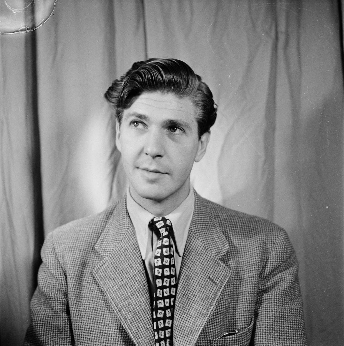 Ragnar Ågren, Uppsala 1948