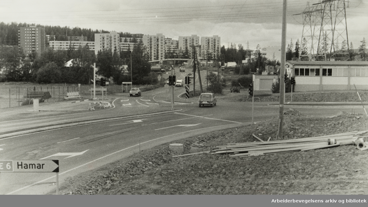 Karihaugen. Juli 1978