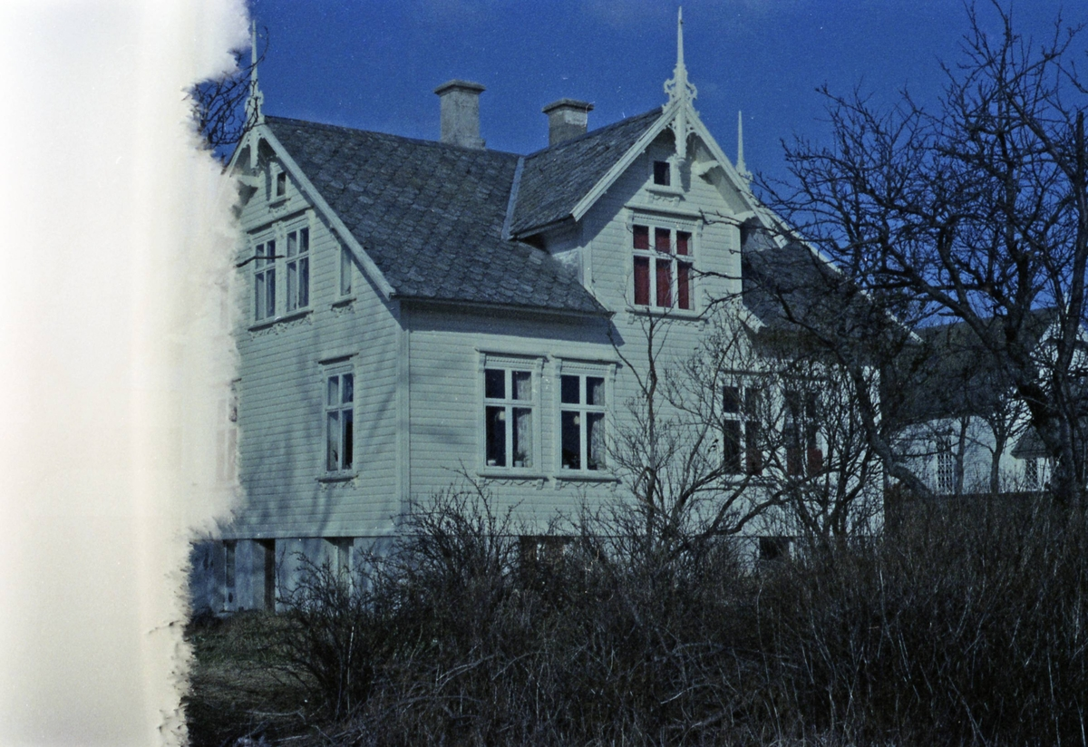 Sveinsvollhuset, gnr 64, bnr 356, Karmøy