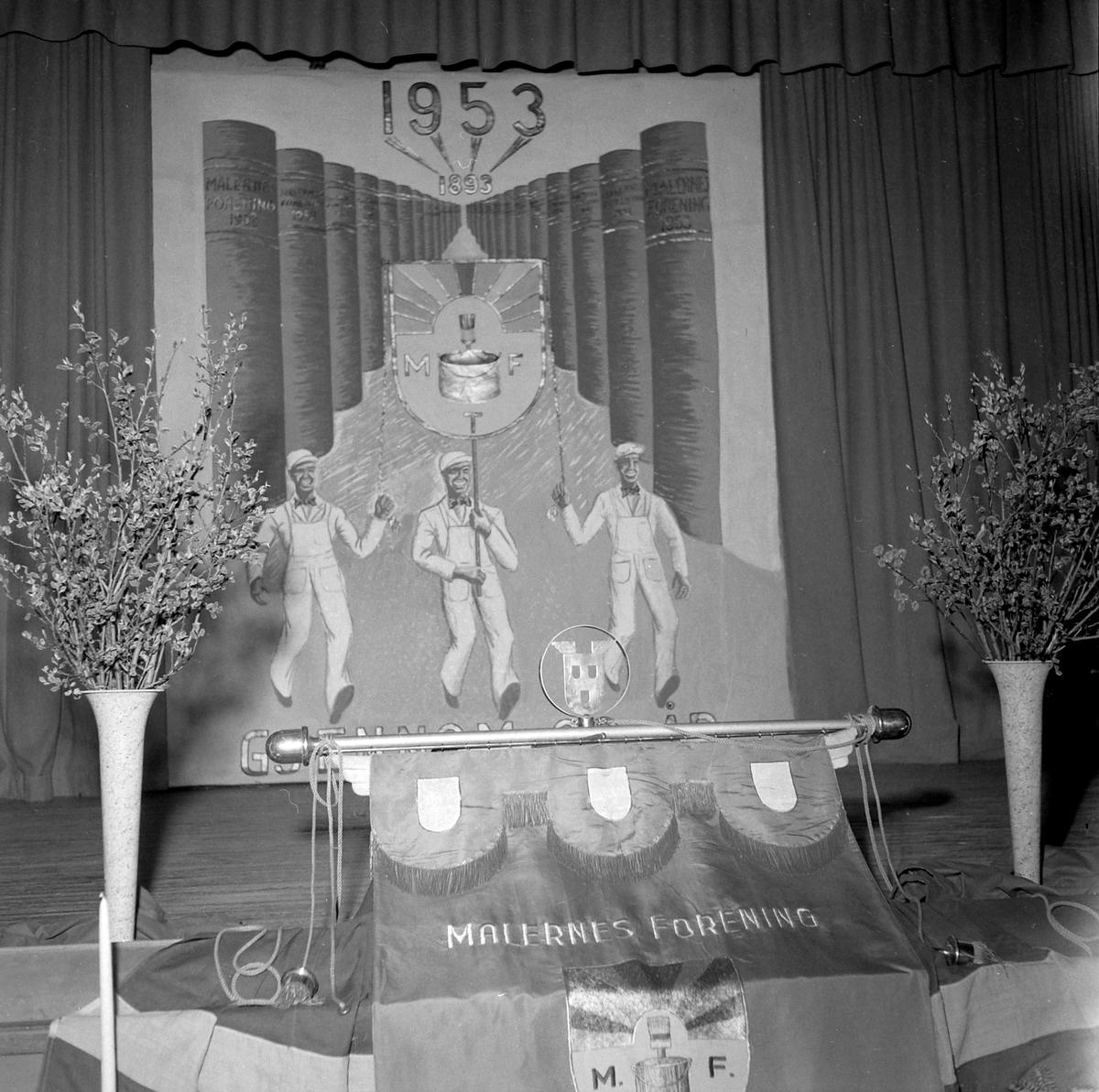 Malernes forening 60 års jubileumsfest