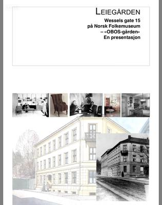 Prosjekt leiegården 2001