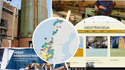Illustrasjon: Industri og bedriftsarkiv i fokus. Foto/Photo