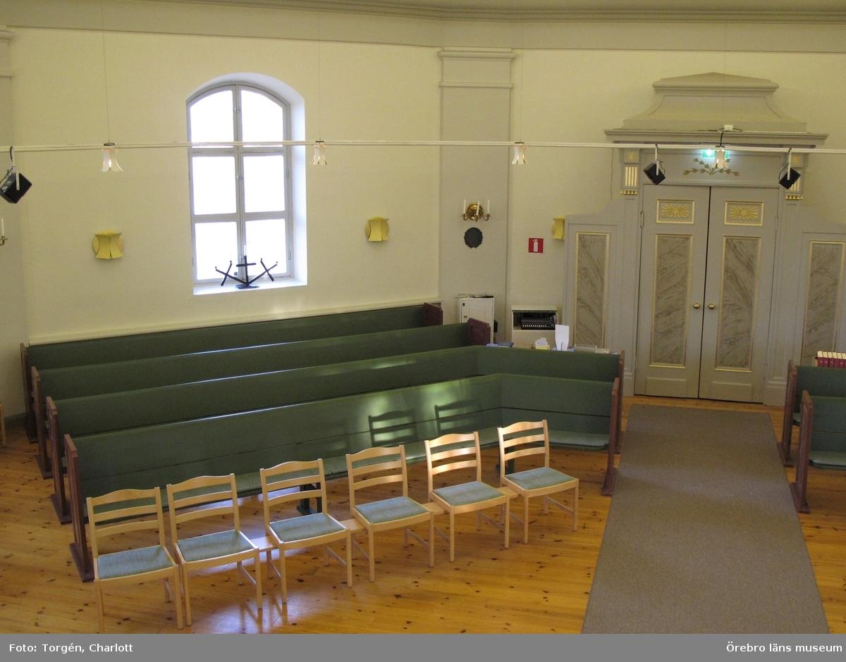 Mordernismen i Bergslagens Kyrkror - Vedevåg
