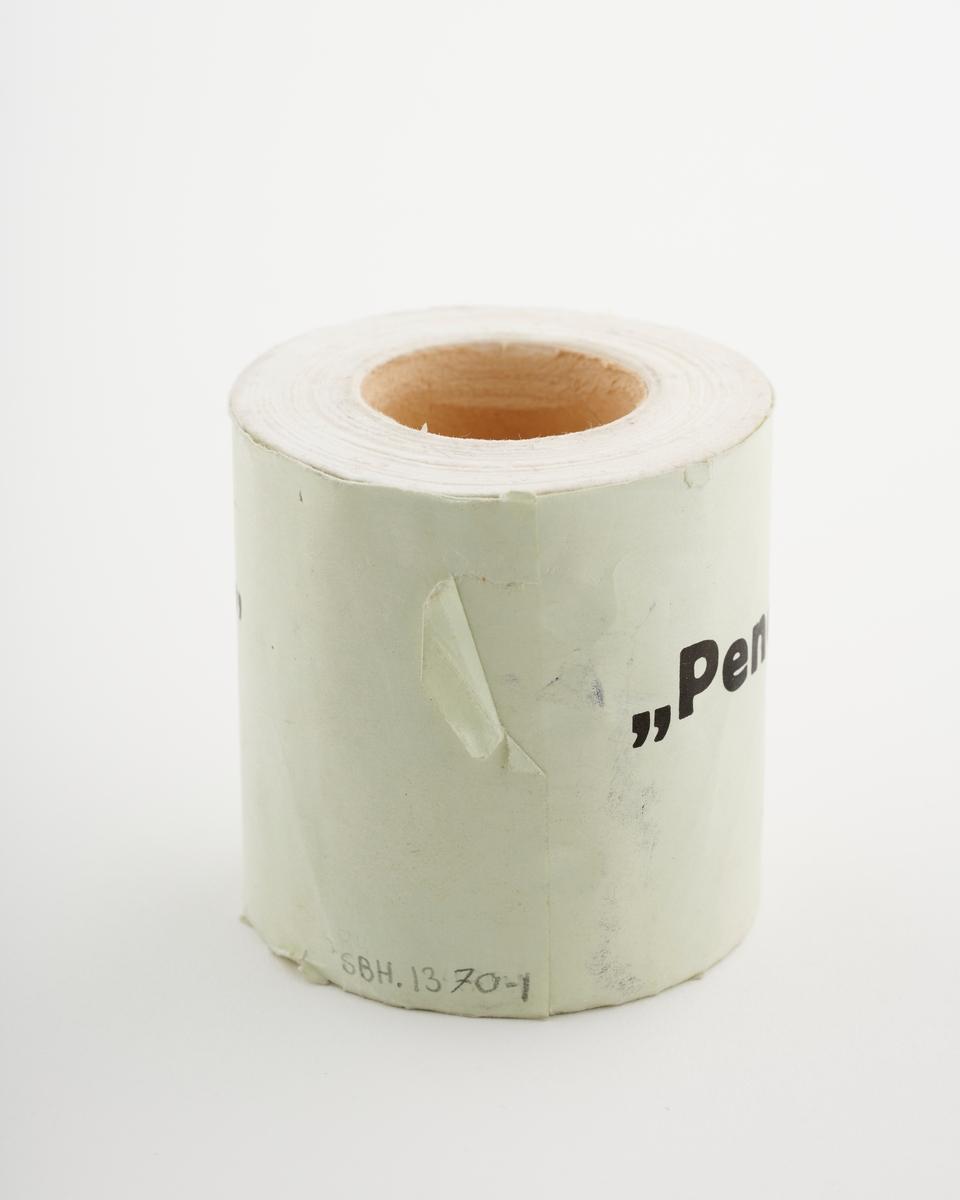 Trekkpapirrulle med trekkpapir
