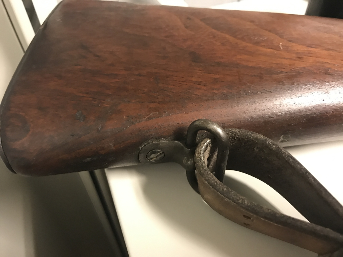 Repetergevær 30-06 Springfield M1903