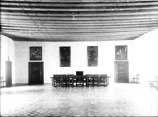 Rikssalen i Västerås slott.