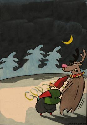 Morten M ønsker god jul