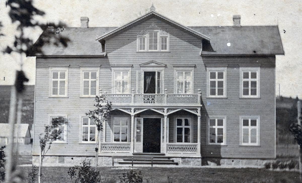Halmstads Kallvattenkur 1863