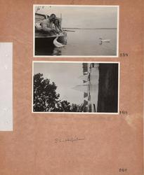 Motiv: Utlandet, Berlins Omgivningar 157 - 177 ; En man och