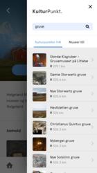 KulturPunkt - søkeside (Foto/Photo)