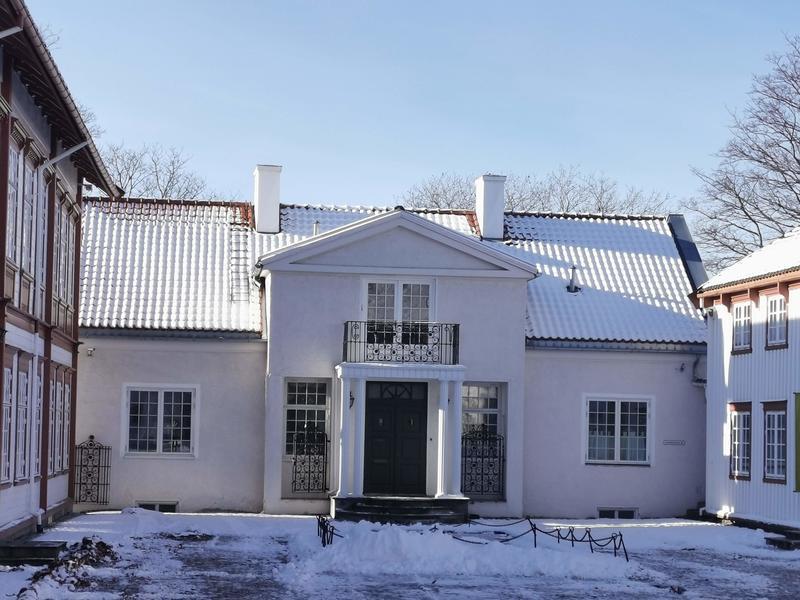 """""""Privaten"""" vinteren 2020. Foto: Ringve Musikkmuseum"""