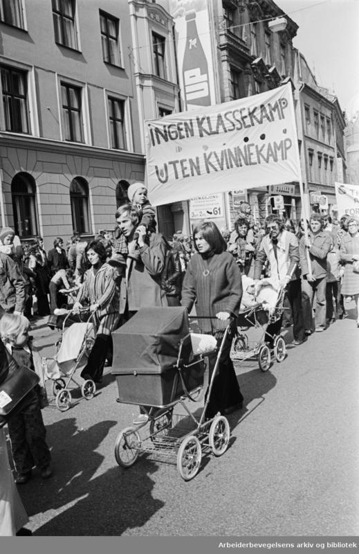 Demonstrasjonstog