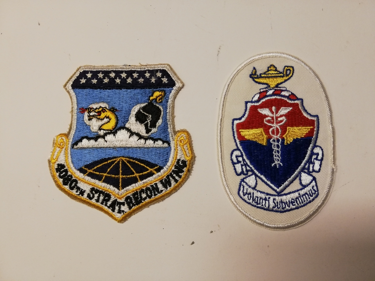 Patch 4080th Strategic Reconnaissance Wing