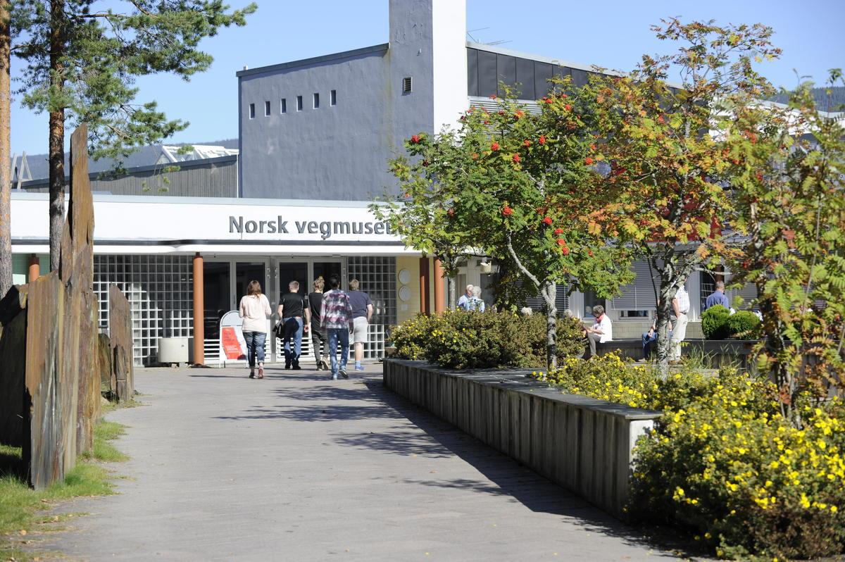 Norsk vegmuseum. Foto: Ole A. Flatmark/Norsk vegmuseum (Foto/Photo)