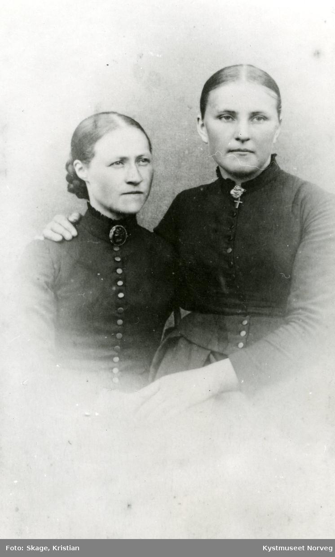 Elen Skage og Margrete Strand Løvset