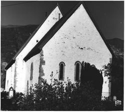 (Aurlands)-Vangen kirke i Sogn