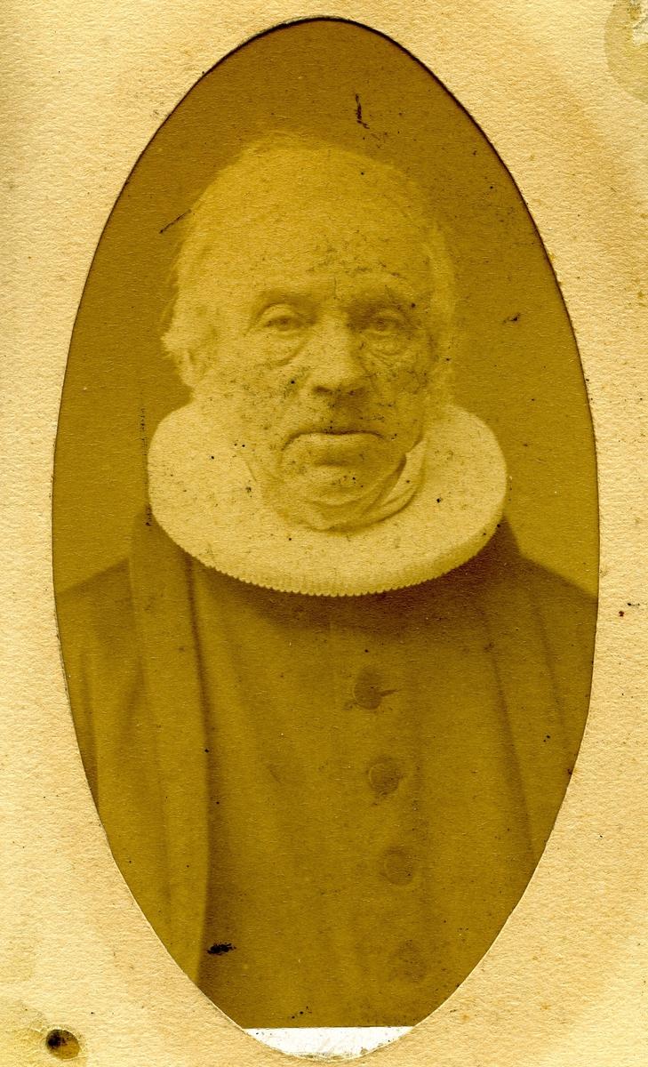 Portrett av Jan Dybdal