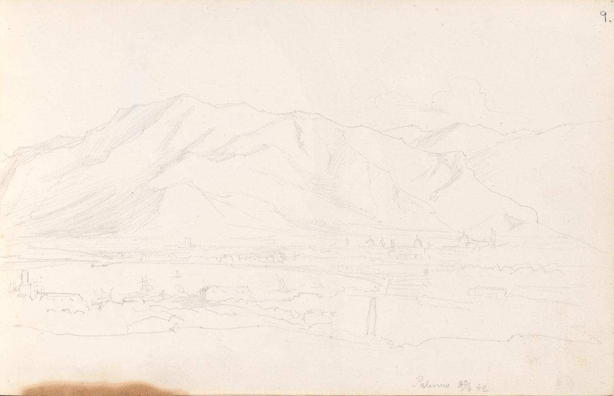 Palermo [Tegning]