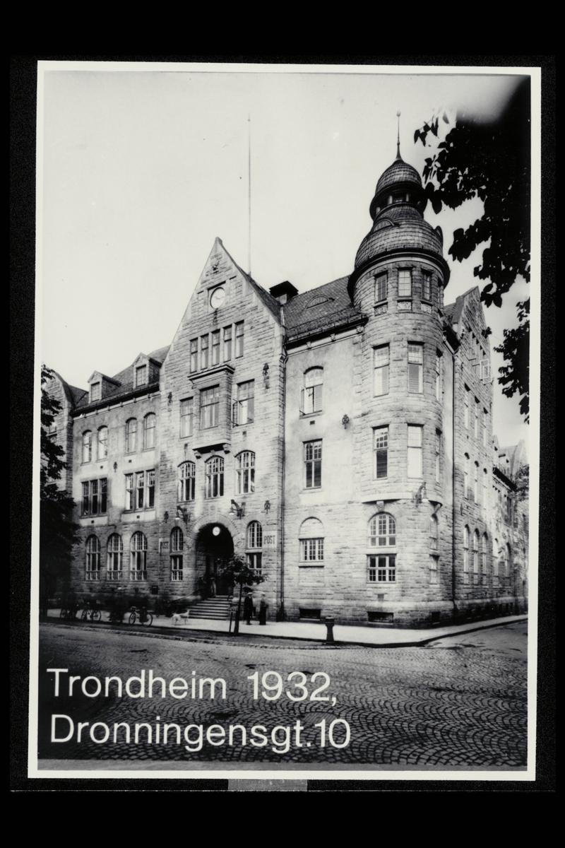 eksteriør, postkontor, 7007 Trondheim