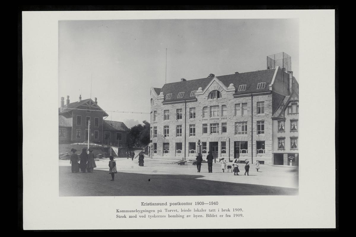 eksteriør, postkontor, 6500 Kristiansund