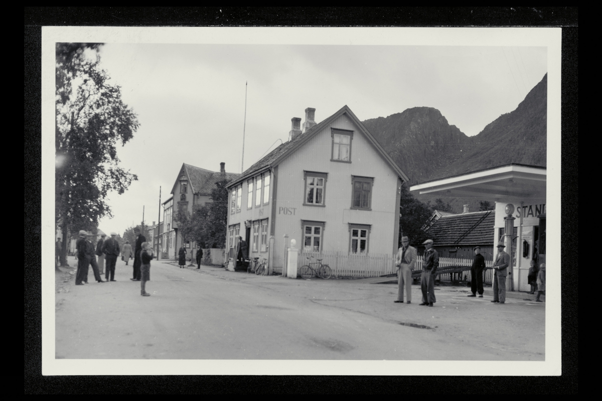 eksteriør, postkontor, 8650 Mosjøen