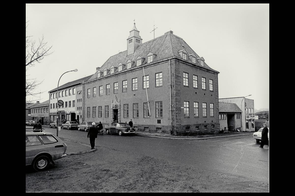 eksteriør, postkontor, 8800 Sandnessjøen