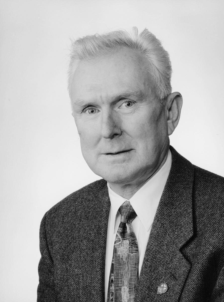 portrett, mann, postsjef, Bjørn Solbjørg