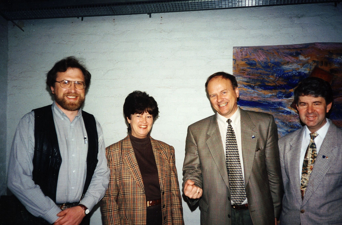 begrepet personale, Kristiansand, tre menn, en kvinne, seminar