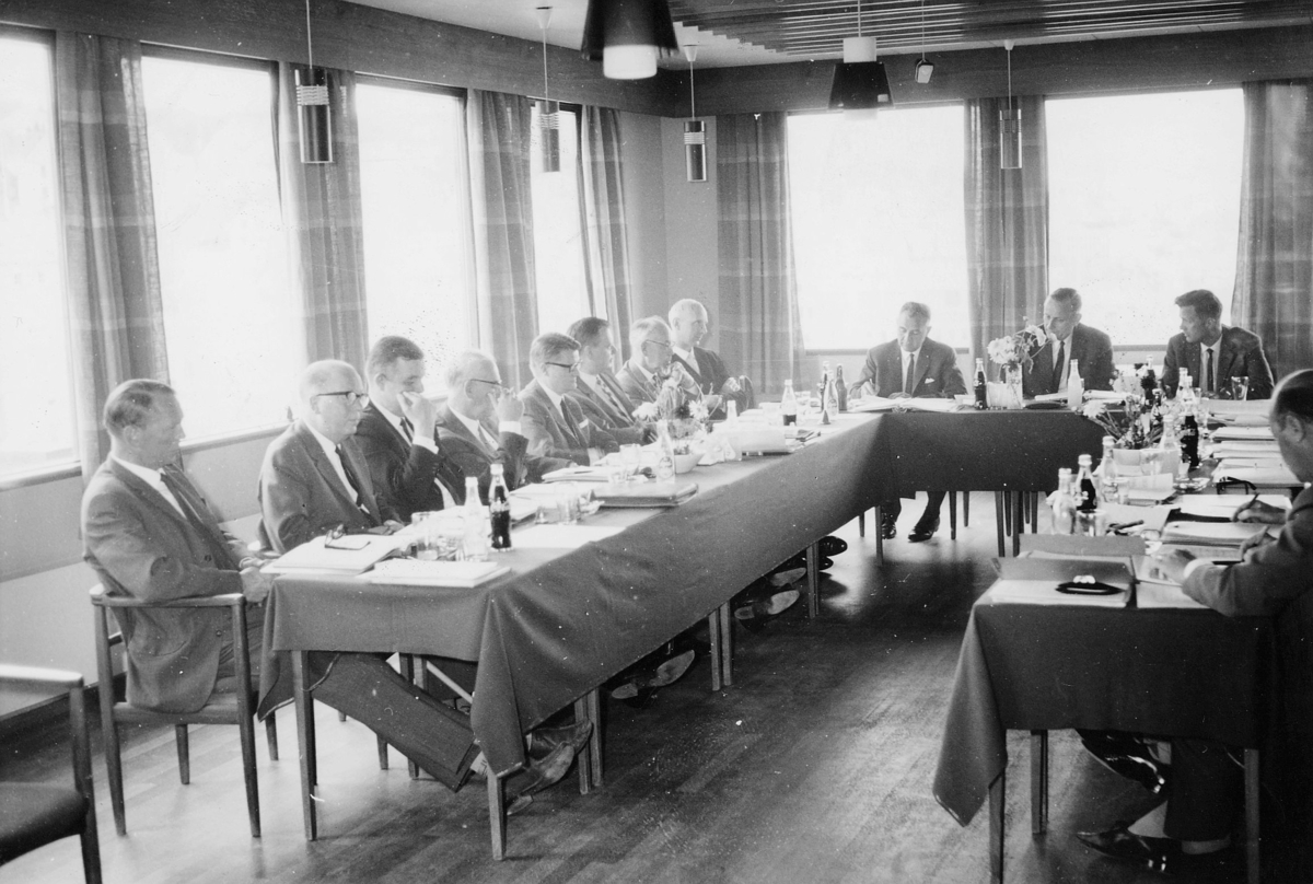 gruppebilde, Nordisk postkonferanse i Tromsø