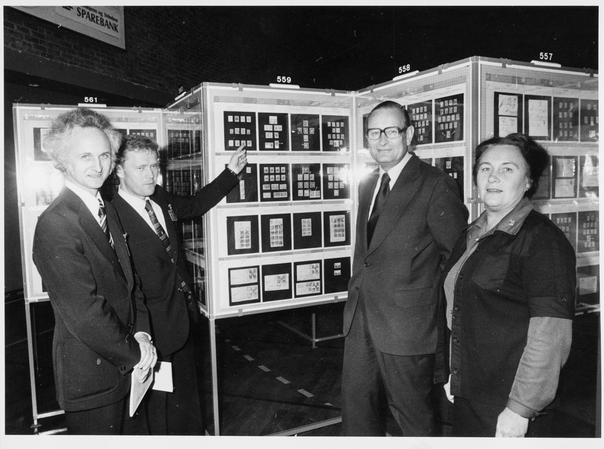 markedsseksjonen, Nidarø, formann, Tore Gjelsvik, Ragnvald Rustung Bru