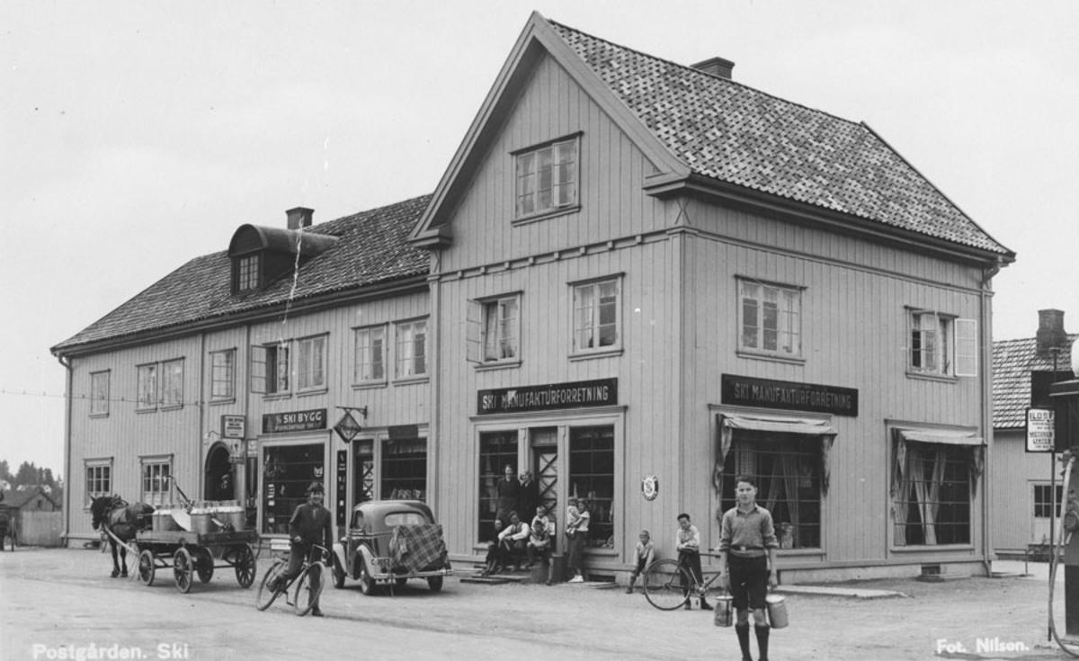 Postgården, Ski