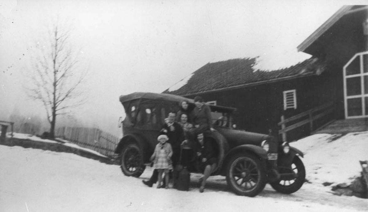 A-Ford fra 1920-årene