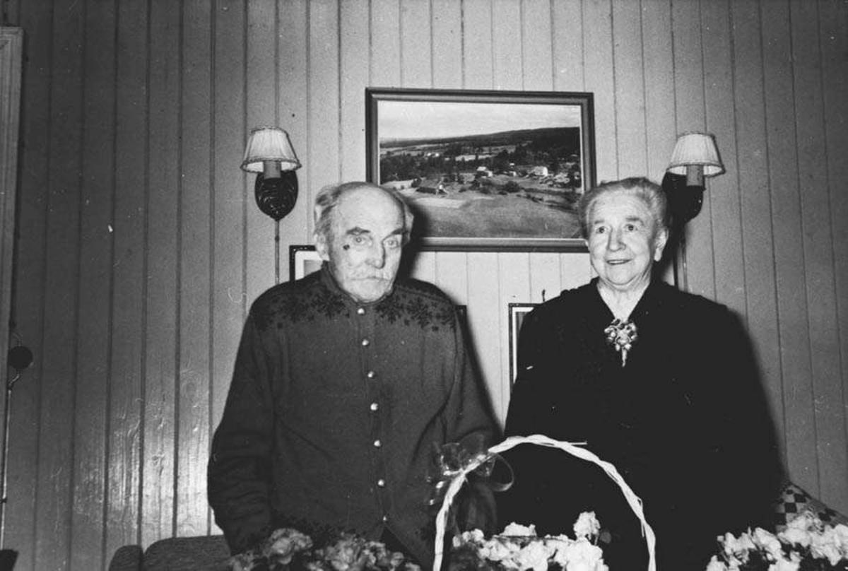 Thorvald og Karoline Tyskerud.